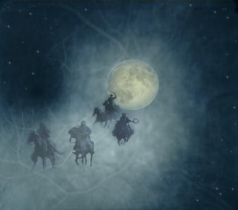Ghost Riders in the sky,
